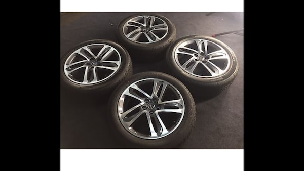 Used Acura Mdx Advance Wheelstires For Sale In Islip Letgo - Acura mdx tires
