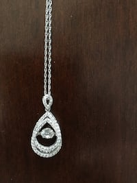 Upscale Sterling silver necklace Metairie, 70003