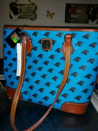 Dooney & Bourke Carolina Panthers  Asheville