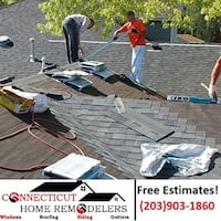 Trumbull: Free Roofing, Siding, Or Window Estimates!
