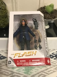 DC Collectibles The Flash TV Show Captain Cold Action Figure New York, 10040