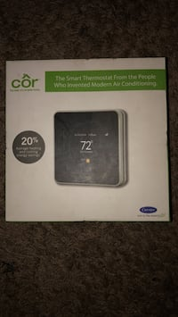 carrier cor Smart Thermostat 26 km
