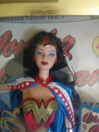 "Collector Edition ""BARBIE"" as WONDER WOMEN Mesa, 85206"