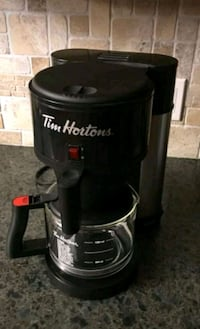Tim hortons 12cup coffee maker Victoria, V9A 2Z2