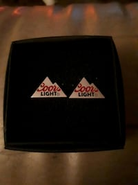 Coors Light cufflinks Calgary, T2A 0M2