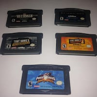 GAMEBOY ADVANCE GAMES null