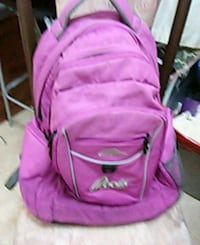 baby's purple and black backpack carrier Edmonton, T5T 3R6