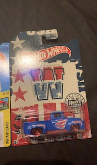 Hot wheels 56 Ford Truck $8 for both San Benito, 78586