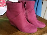 Christian  Siriano wedge boot  size 10..worn 1x Greencastle, 17225