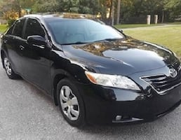 Toyota - Camry - 2007Clean CarFax