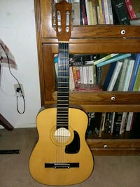 brown and black acoustic guitar Lincoln, 95648