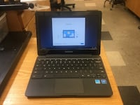 Samsung chrome book, 4gb, like new only used for a month and wiped clean! Los Angeles, 90034