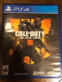 PS4 Call of Duty Black Ops 3 case Beaverton, 97006