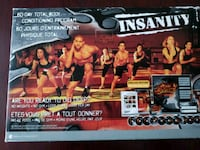 New unopened insanity workout set Hamilton, L9H 7N4