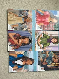 All American girl book set of 6 Vienna, 22180