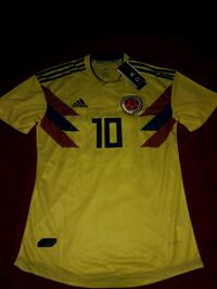 Colombia World Cup Jersey Chicago, 60638