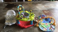 Four baby items in mint condition  Huntsville, 35803