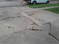 Concrete Patch and Resurface Houston