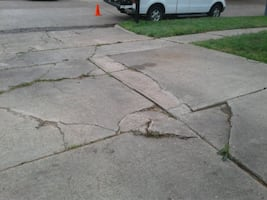 Concrete Patch and Resurface
