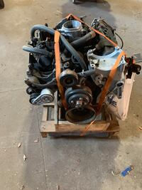 Chevy s10 engine