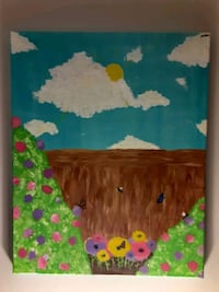 Canvas Painting  Clarksburg