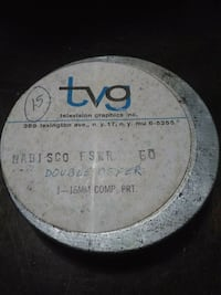 VINTAGE 16MM NABISCO DOUBLE OFFER TV COMMERCIAL
