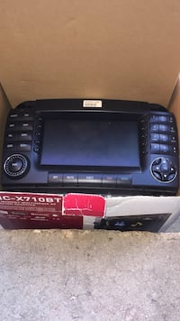 black 2-din car stereo Capitol Heights, 20743