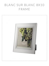 """Vera Wang 8x10"""" Picture Frame Vaughan, L6A 1V9"""
