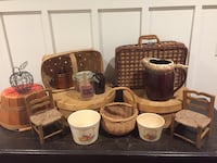 Vintage glassware, baskets and more! Wilmington, 28405