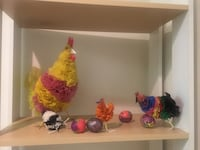 Decorative Roosters in Various Sizes Las Vegas, 89147