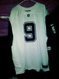 white and green NFL jersey San Diego, 92104