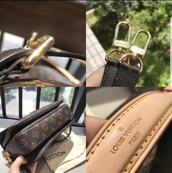 7a028b2425 Used Louis Vuitton Pochette Metis bag for sale in Seattle - letgo