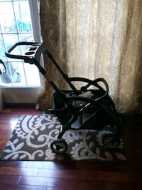 black and gray elliptical trainer Gaithersburg, 20877