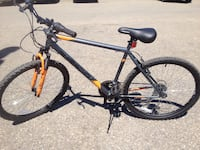 black and yellow hardtail mountain bike Red Deer, T4R 1P1