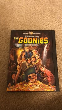 The Goonies DVD case Friendswood, 77546