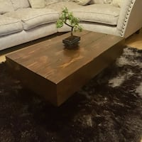 Bespoke rustic coffee table  Birkenhead, CH62 8ER