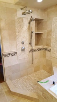 Contracting & tile install Arvada