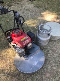 Used Snapper Commercial Self Propelled Lawn Mower For Sale