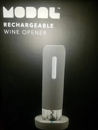 Modal rechargeable wine opener box Houston, 77095