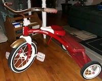 Children's Vintage Radio Flyer Tricycle  Indianola, 50125