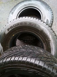 """Toyo Prices S/T 275/70R16"""" 3 tires only (NEW) Vancouver, 98663"""
