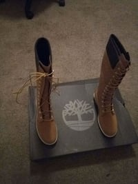 Timberland Knee High Lace Boots West Columbia, 29169