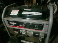 black and gray portable generator Menlo Park, 94025