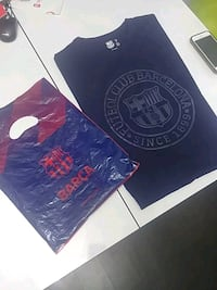 Brand new - Official tshirt from FCB store (Barcelona)