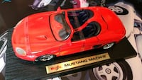Mustang Mach III concept 1:18 diecast Mississauga, L5R 3A5