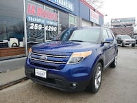 2015 FORD EXPLORER LIMITED *FR $499 DOWN GUARANTEED FINANCE Des Moines