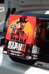 Red Dead Redemption 2 promo box Columbia, 21045
