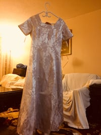 Clothes Gown size Medium