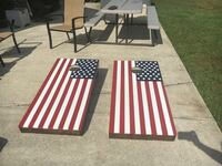 Custom corn hole boards *read description* Gaithersburg