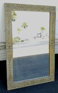 (1) Extra Large 5-Foot Wall Mirror in Rustic Mosai Orlando, 32811